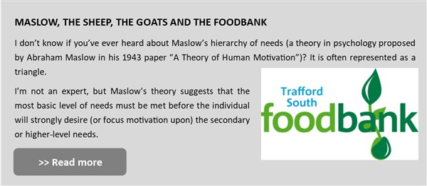 9 Maslow and the Foodbank