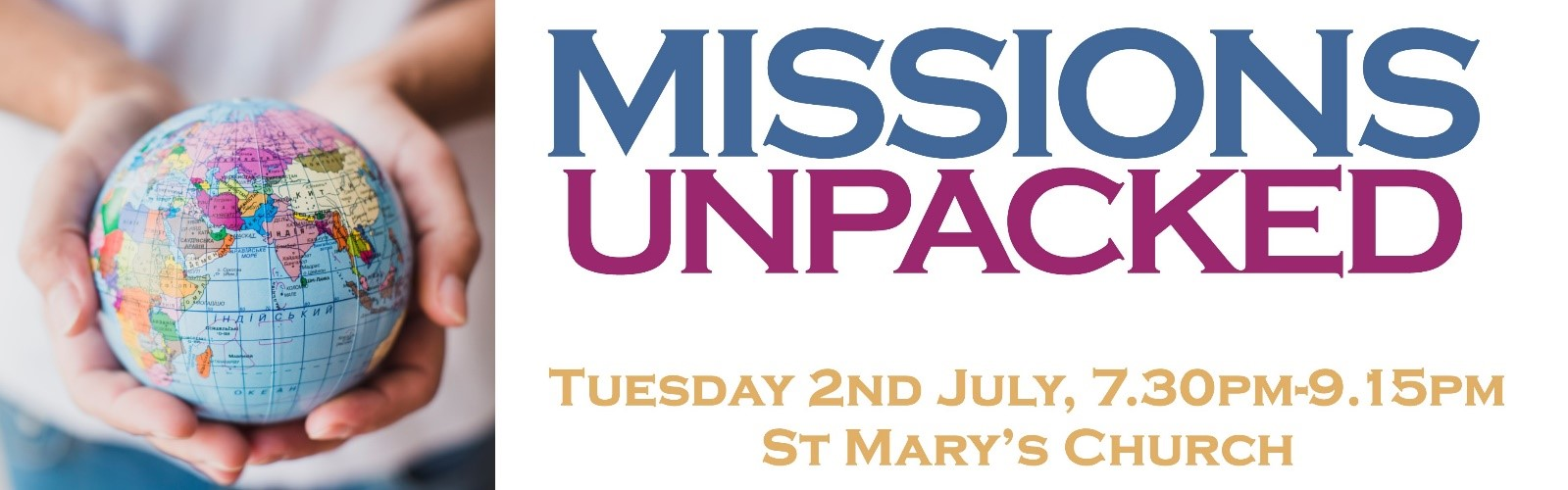Missions unpacked