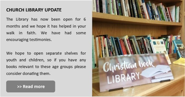 10 Church library update